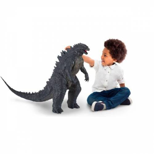 Godzilla - King of Monsters: Godzilla Actionfigur, ca. 60 cm