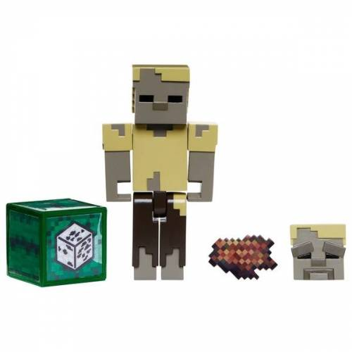 Minecraft Husk Figur