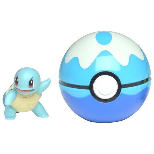 Pokémon Clip 'N' Go Pokéball, Schiggy