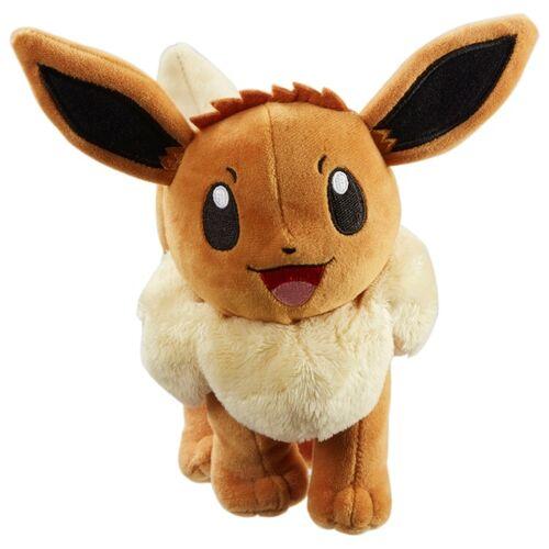 Pokémon - Evoli Plüschfigur, ca. 20 cm