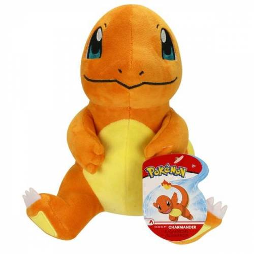 Pokémon Glumanda Plüschfigur ca. 20 cm