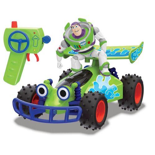 Disney Toy Story Toy Story 4 - RC Buzzlightyear Turbo Buggy, 1:24