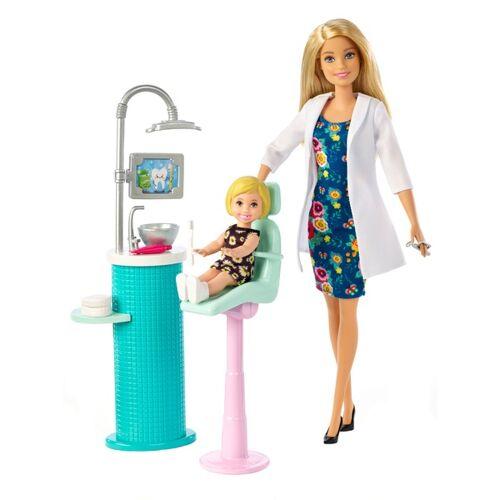 Barbie - Zahnärztin Spielset