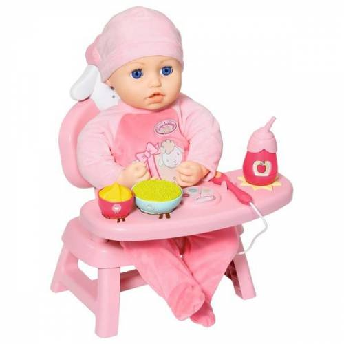 BABY born Baby Annabell - Lunch Time Tisch