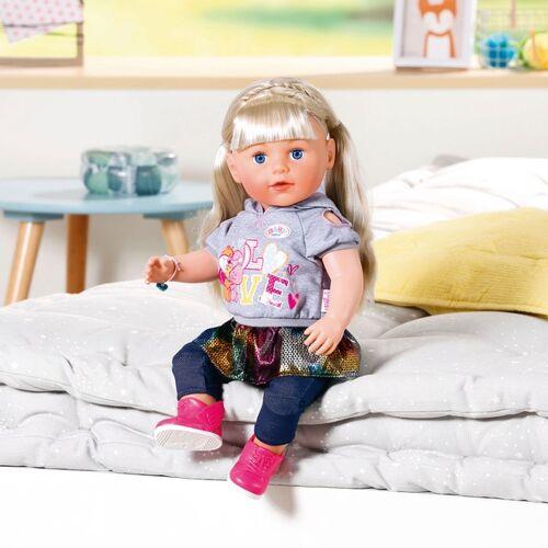 BABY born - Soft Touch Sister, blond Puppe von Zapf Creation
