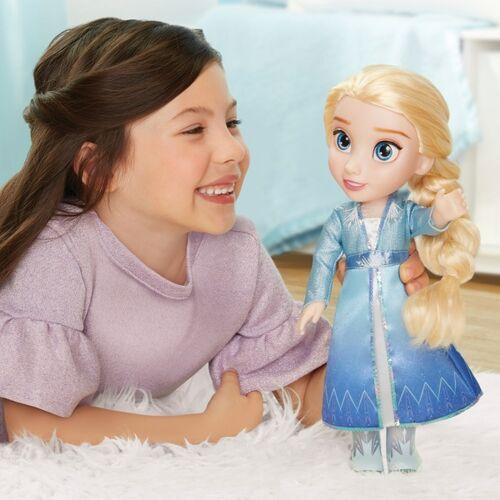 Disney die Eiskönigin 2 - Elsa Toddler Plüschpuppe