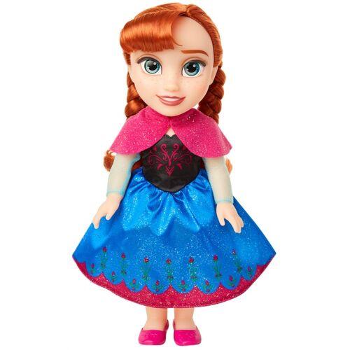 Disney Die Eiskönigin Frozen - Anna Toddler Plüschpuppe