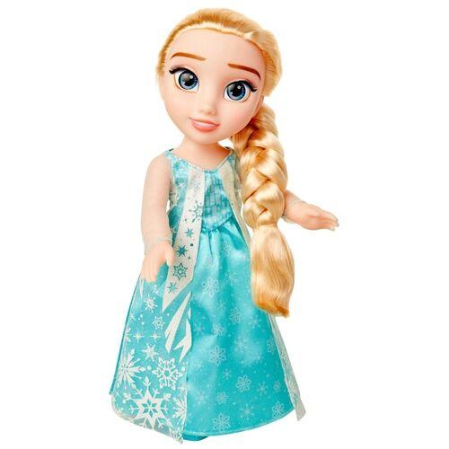 Disney Die Eiskönigin Frozen - Elsa Toddler Plüschpuppe