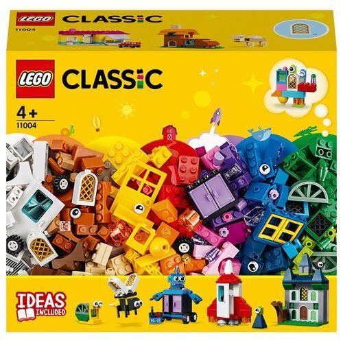 LEGO Classic - 11004 Kreativ mit Fenstern