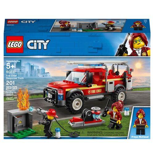 LEGO City - 60231 Feuerwehr-Einsatzleitung