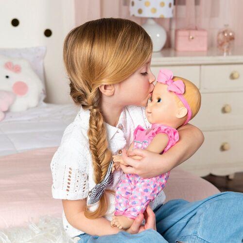 Spin Master Luvabella Newborn neugeborene Puppe