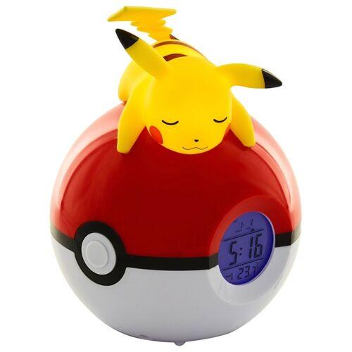 Pokémon Pokémon Digitaler Radiowecker Pikachu