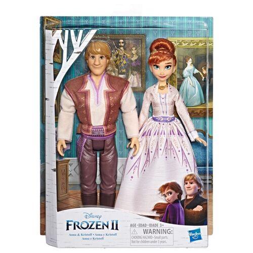 Disney Die Eiskönigin 2 - Anna & Kristoff Puppen