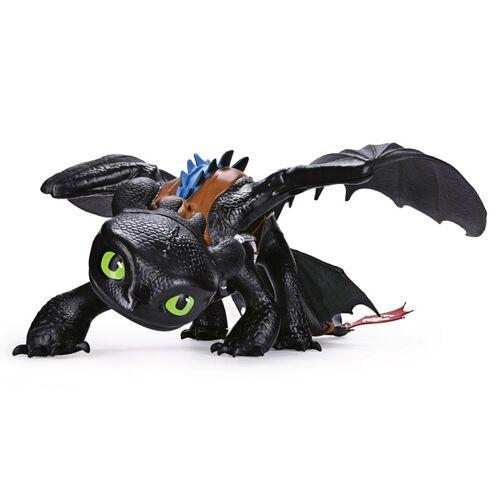 Dragons 3 Mega Ohnezahn, ca. 58 cm