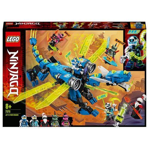 LEGO Ninjago 71711 Jay's Cyber Drache
