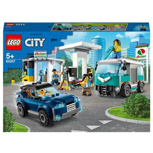 LEGO City 60257 Tankstelle
