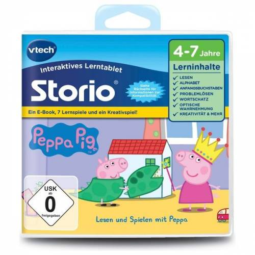 Vtech Peppa Pig E-Book