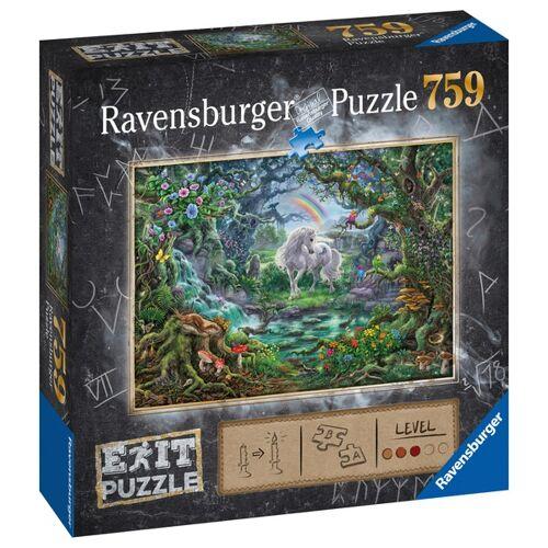 Ravensburger EXIT Puzzle: Einhorn, 759 Teile