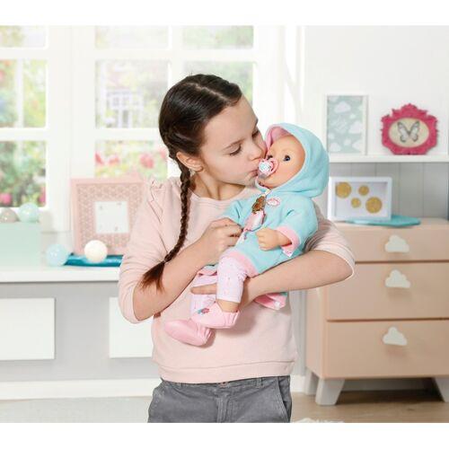 Baby Annabell Annabell Puppe mit Schaafoutfit Set 43cm