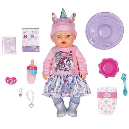 BABY born Soft Touch Einhorn Puppe ca. 43 cm