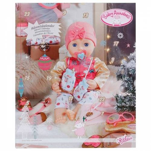 Baby Annabell Adventskalender 2020