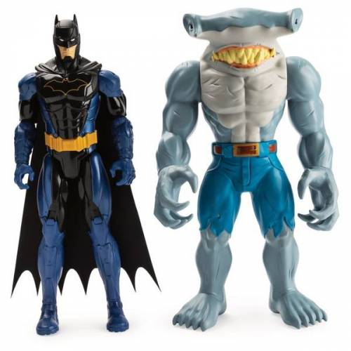 Batman 2er-Set Batman vs. King Shark