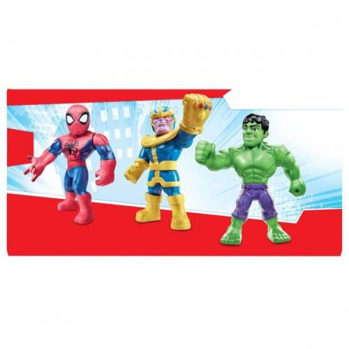 Playskool Heroes Mega Mighties 3er-Pack