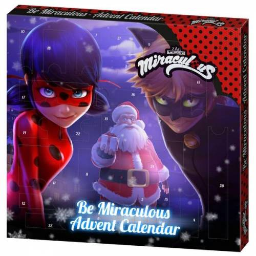 Miraculous - Adventskalender 2020