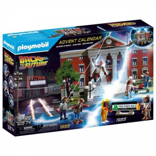 Playmobil 70574 Back to the Future Adventskalender