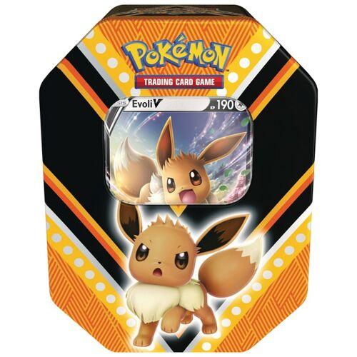 Pokémon Tin Box 89 Evoli-V