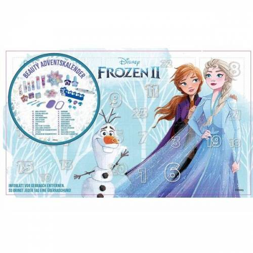 Disney die Eiskönigin 2 Beauty Adventskalender 2020