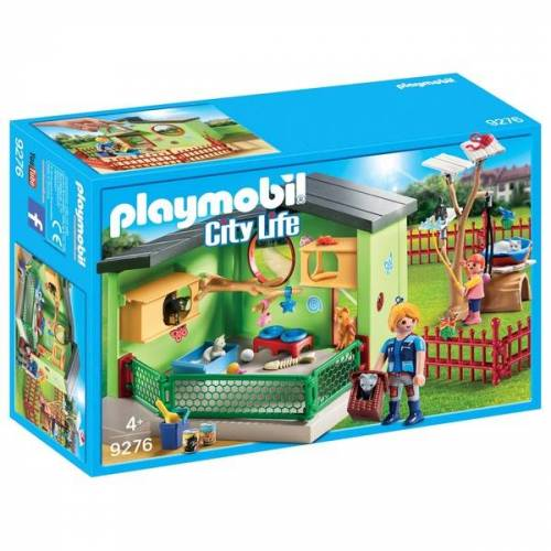 PLAYMOBIL - 9276 Katzenpension