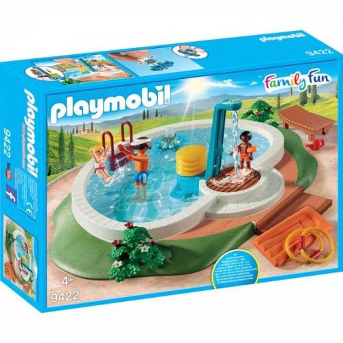 PLAYMOBIL - 9422 Swimmingpool