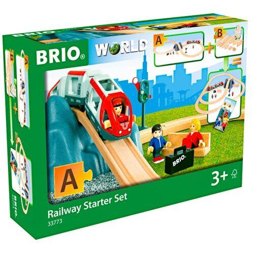 BRIO - Eisenbahn Starterset A