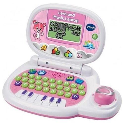VTech- Lern- und Musik-Laptop, pink