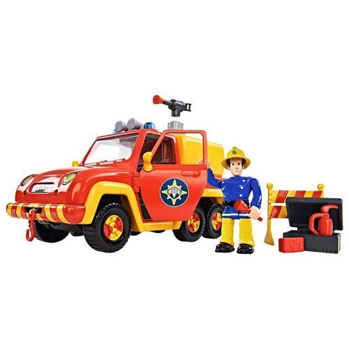 feuerwehrmann sam Simba - Feuerwehrmann Sam: Feuerwehrauto Venus mit Figur