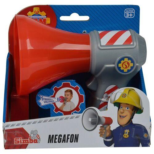 feuerwehrmann sam Simba - Feuerwehrmann Sam: Megafon