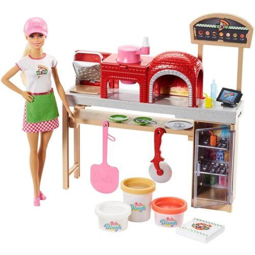 Barbie - Spielset Pizzabäckerin (FHR09)