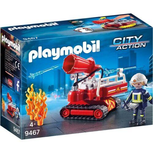 PLAYMOBIL - 9467 Feuerwehr-Löschroboter