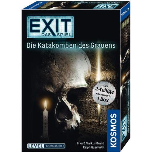 Kosmos EXIT, Das Spiel: Die Katakomben des Grauens
