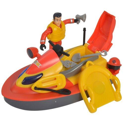 feuerwehrmann sam Simba - Feuerwehrmann Sam: Jet Ski Juno mit Elvis-Figur