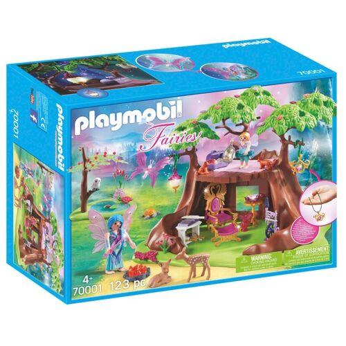 PLAYMOBIL - 70001 Waldfeenhaus