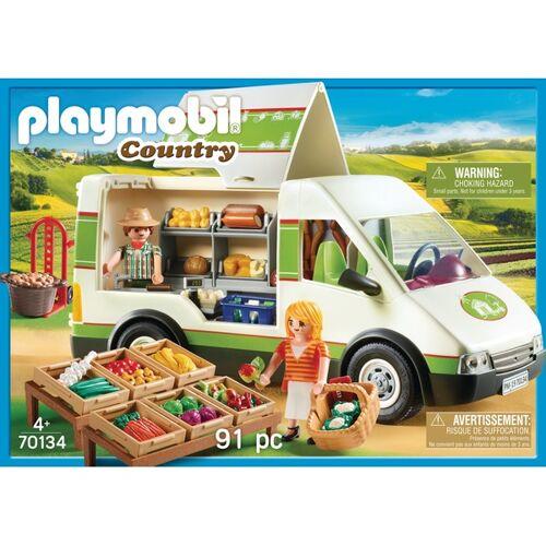 PLAYMOBIL - 70134 Hofladen-Fahrzeug