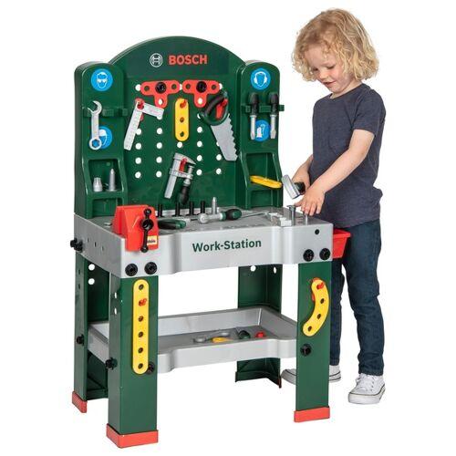 BOSCH - Super Kinder-Werkbank, Kinderwerkzeug
