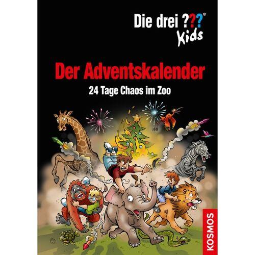 Die drei Fragezeichen Kids Adventskal Chaos im Zoo