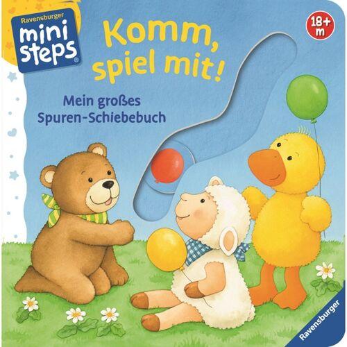 ministeps Ravensburger - ministeps: Komm spiel mit