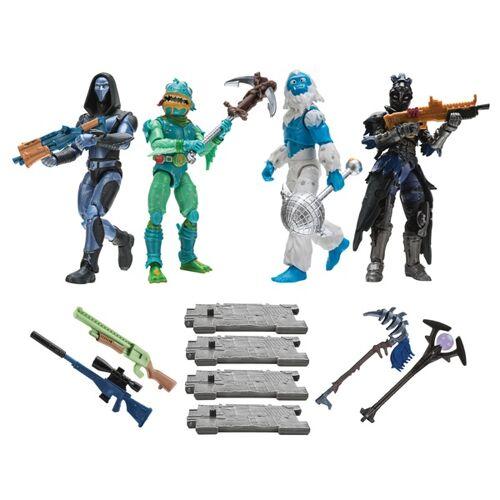 Fortnite Jazwares Fortnite - Squad Mode 4er Figuren Set