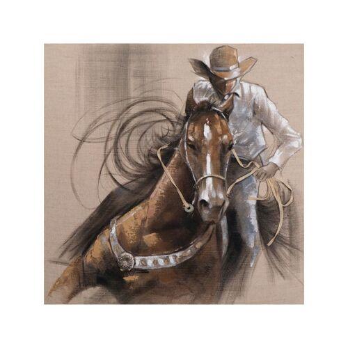 imageLAND Wandbilder & -deko imageLAND Leinwandbild Cowboy (201134) NEU
