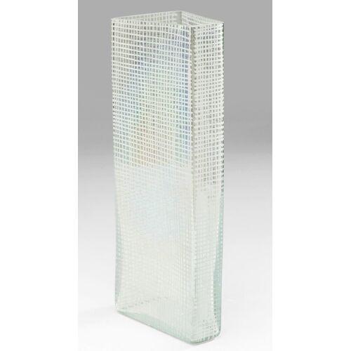 KARE Design Vasen Vase Skyscarper Clear 44 cm (30727) (klar)