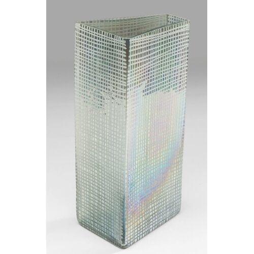 KARE Design Vasen Vase Skyscarper Grey 33 cm (30724) (klar)
